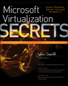 Microsoft Virtualization Secrets
