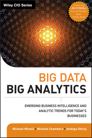 Big Data, Big Analytics