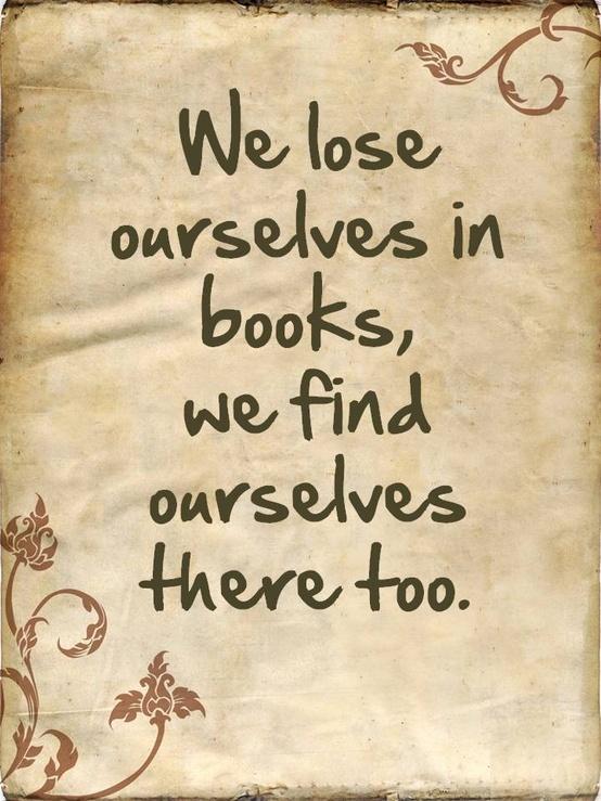 WE LOSE BOOKS